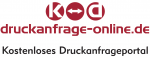 Firmenlogo Druckanfrage-Online.de - Das Druckerei Vergleichsportal im Internet
