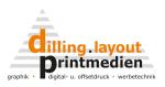 Firmenlogo dilling.layout-printmedien